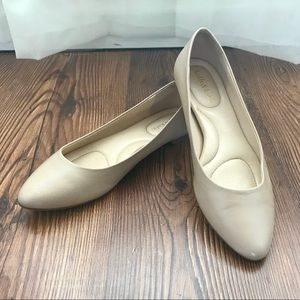 Kelly & Katie Patent Leather Ballet Flat